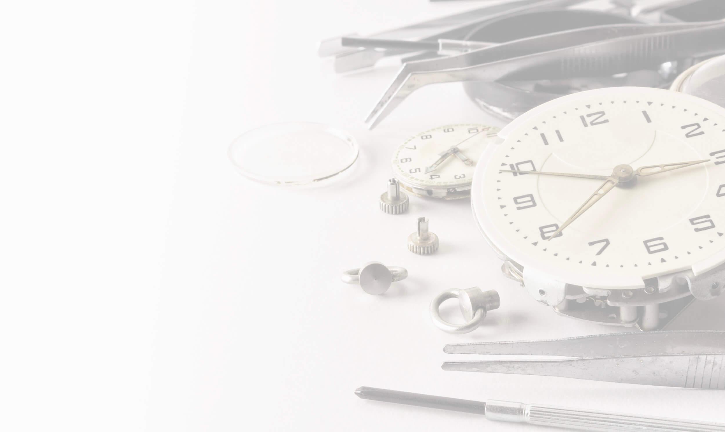 Riparazione di orologi e gioielli - Gioielleria Del Giudice